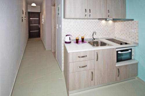 Kitchen_1, Acrothea-Apartments, Ormos Panagias
