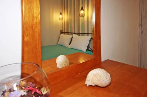 Bedroom_3, Acrothea-Apartments, Ormos Panagias